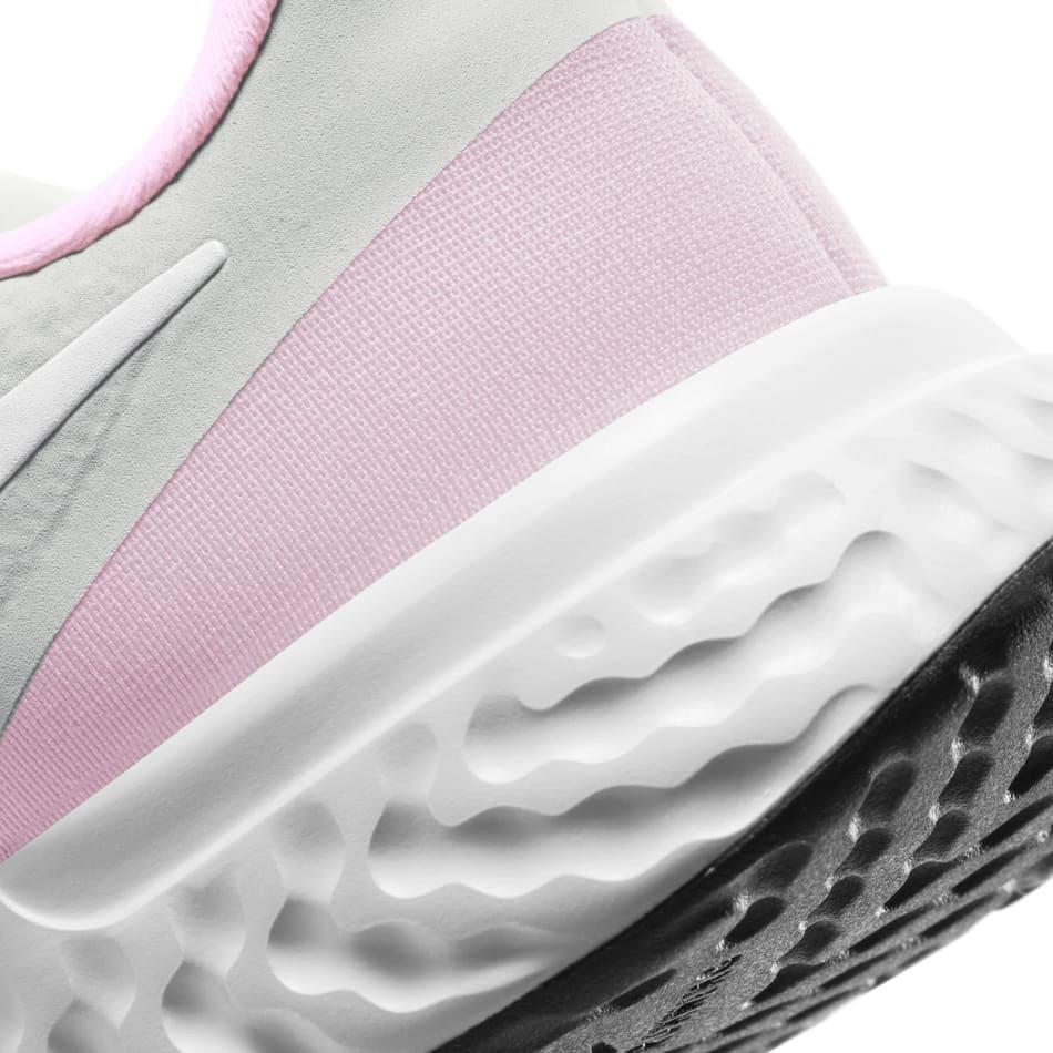 Nike Jnr Revolution 5 Girls Running Shoes, product, variation 4