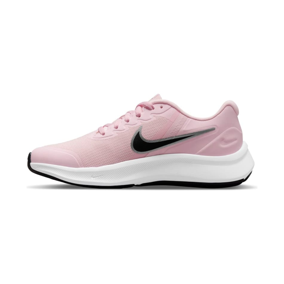 Nike Jnr Star Runner Girls Grade School Running Shoes, product, variation 2