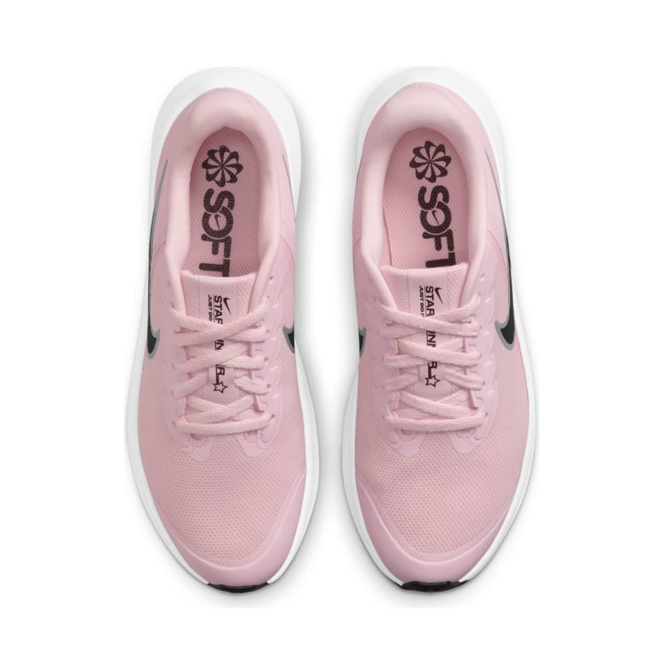 Nike Jnr Star Runner Girls Grade School Running Shoes, product, variation 3