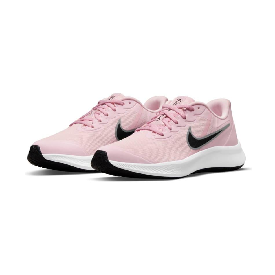 Nike Jnr Star Runner Girls Grade School Running Shoes, product, variation 7