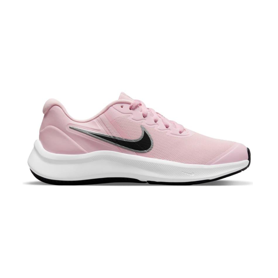 Nike Jnr Star Runner Girls Grade School Running Shoes, product, variation 1