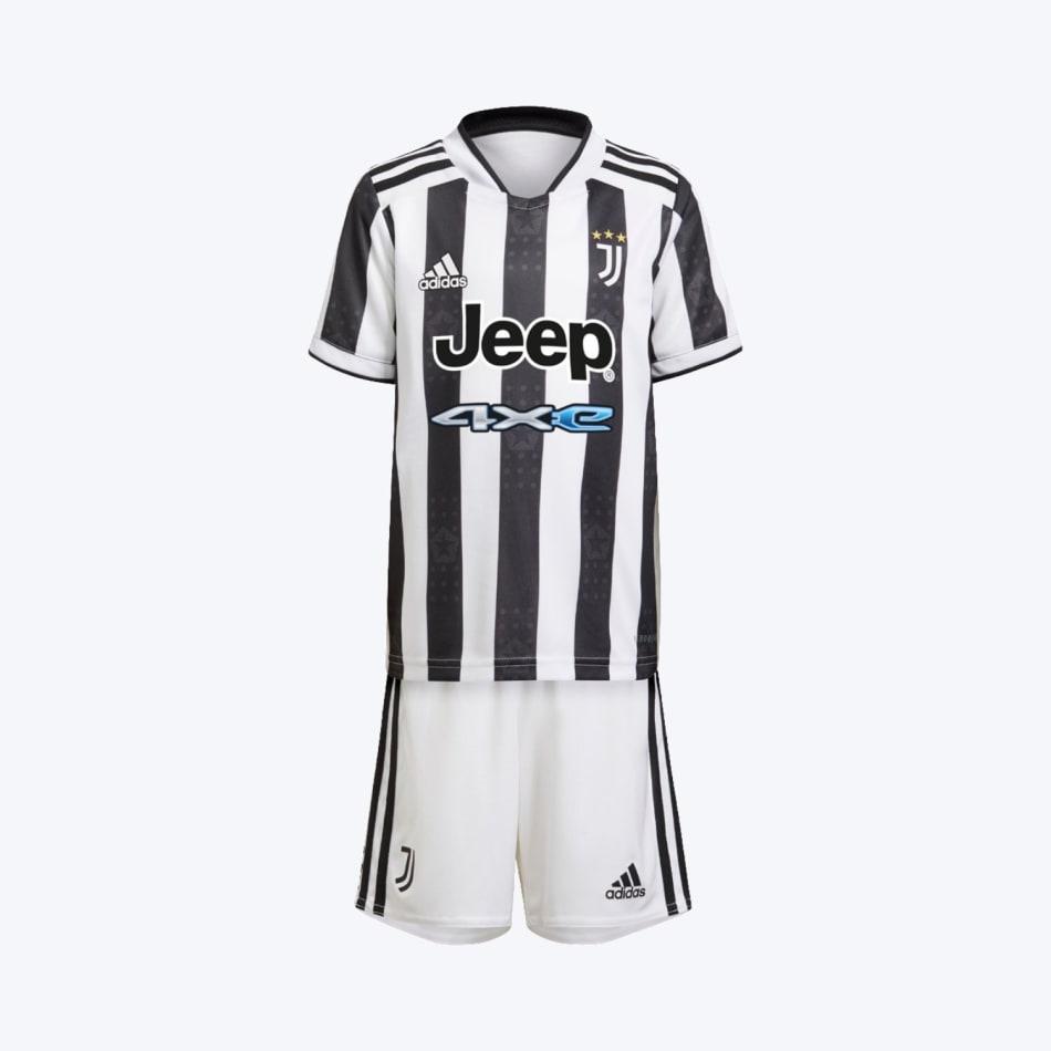 Juventus Infant Home 21/22 Soccer Kit, product, variation 1