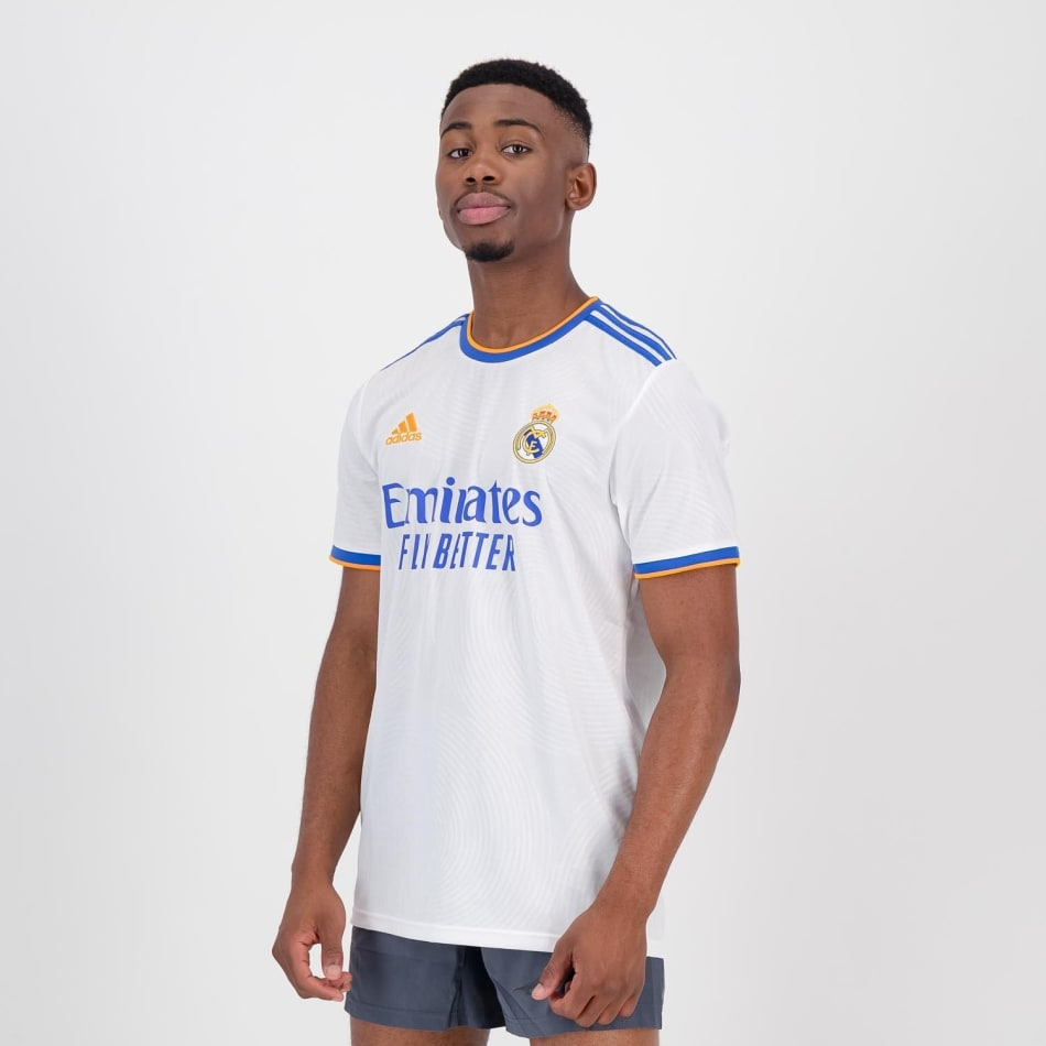 Real Madrid Men's Home 21/22 Soccer Jersey, product, variation 6