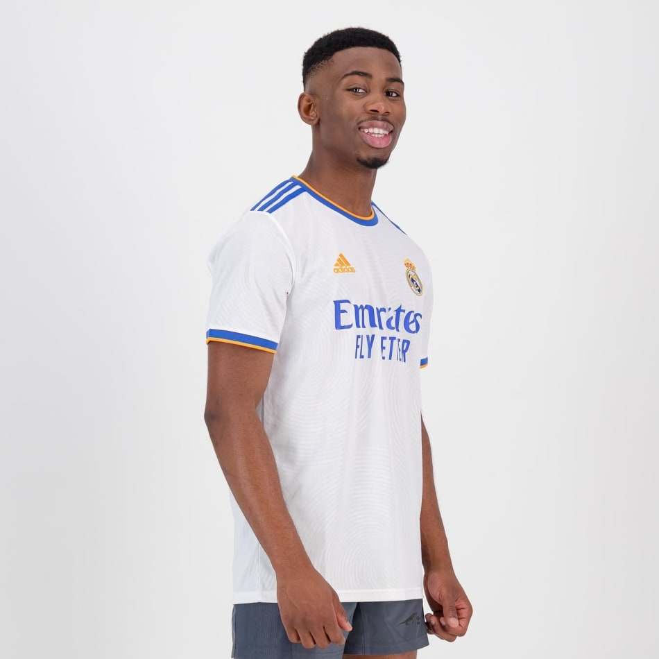 Real Madrid Men's Home 21/22 Soccer Jersey, product, variation 7