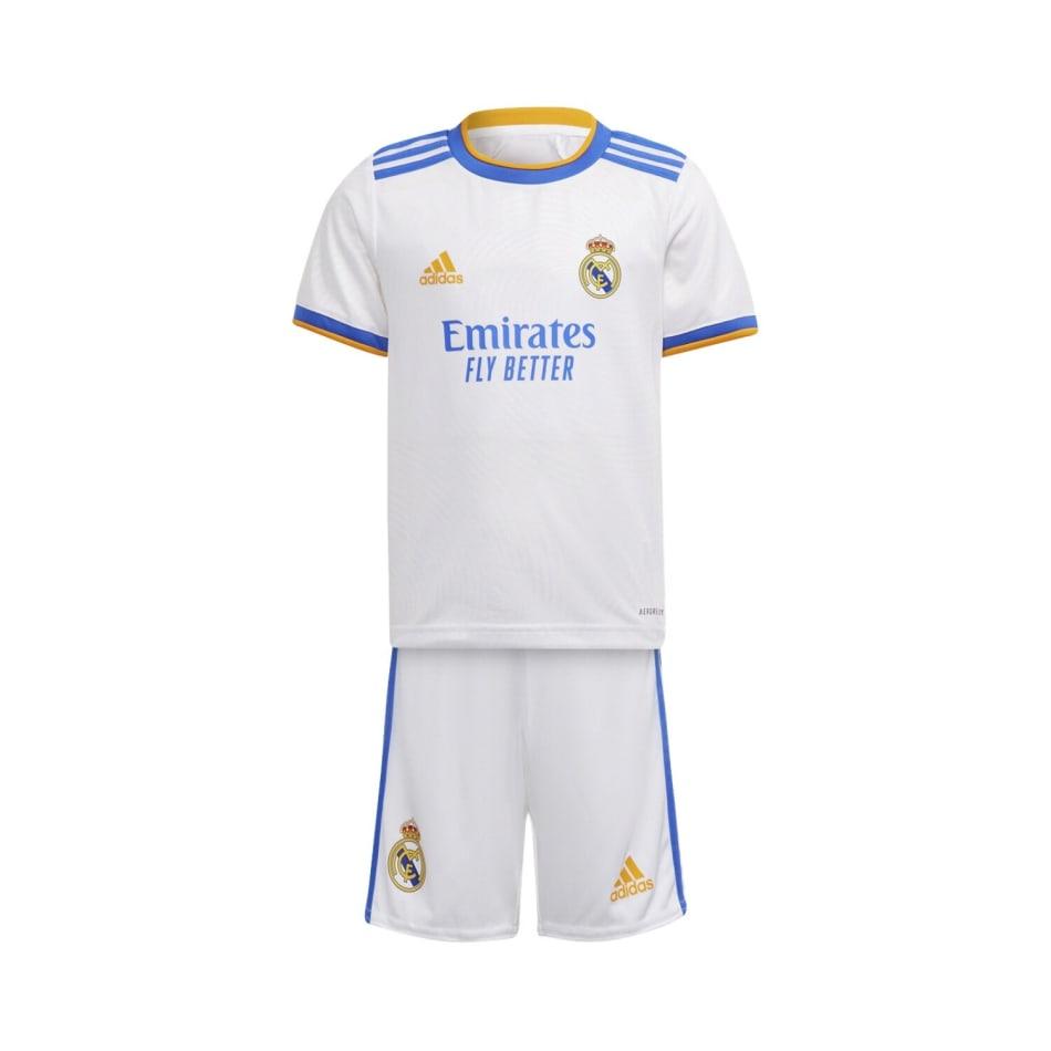 Real Madrid Infant Home 21/22 Soccer Kit, product, variation 1