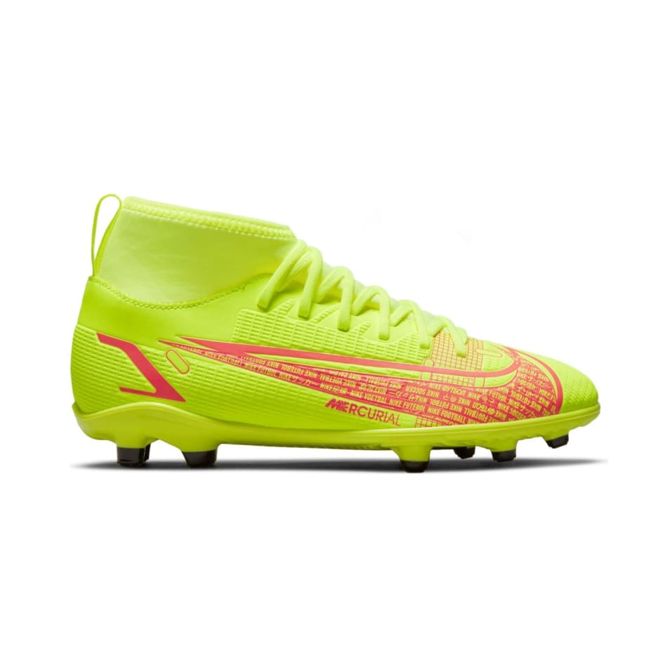 Nike Jnr Superfly 8 Club MG Soccer Boots, product, variation 1