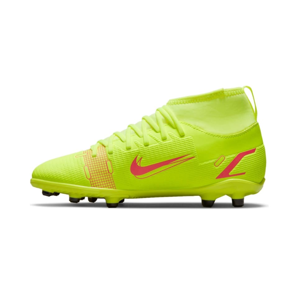Nike Jnr Superfly 8 Club MG Soccer Boots, product, variation 2