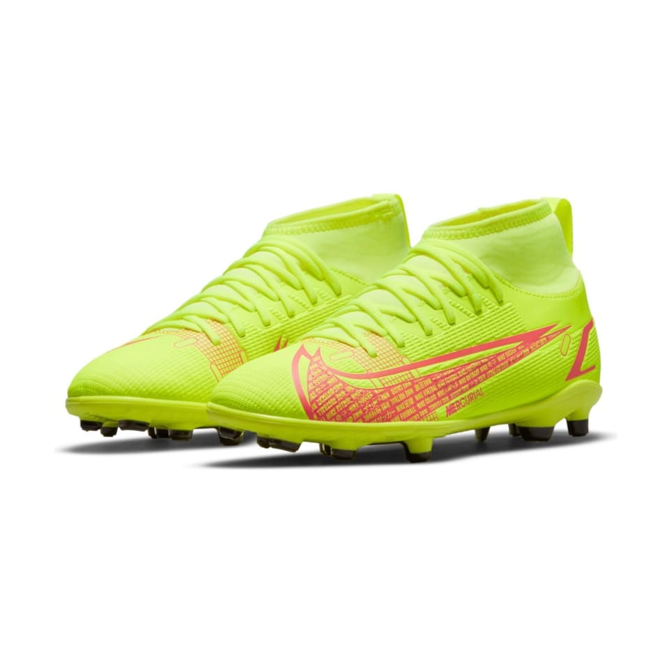 Nike Jnr Superfly 8 Club MG Soccer Boots, product, variation 7