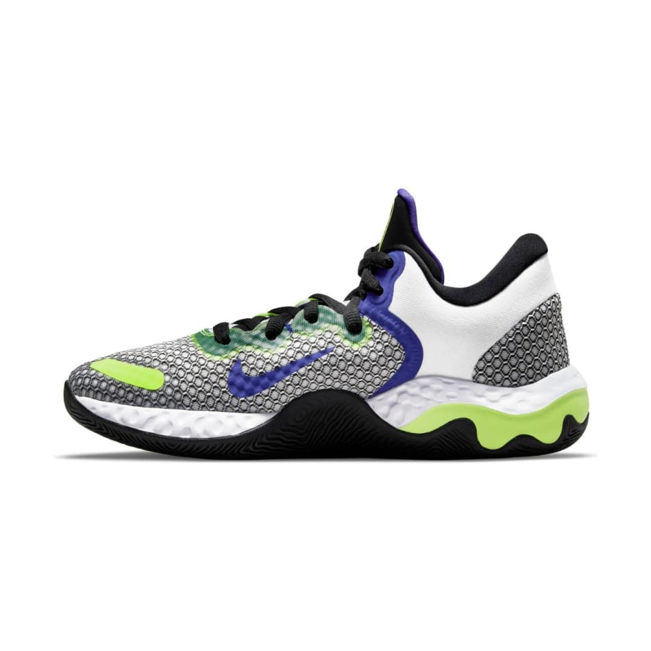 Nike Men's Renew Elevate 2 Basketball Shoes, product, variation 2