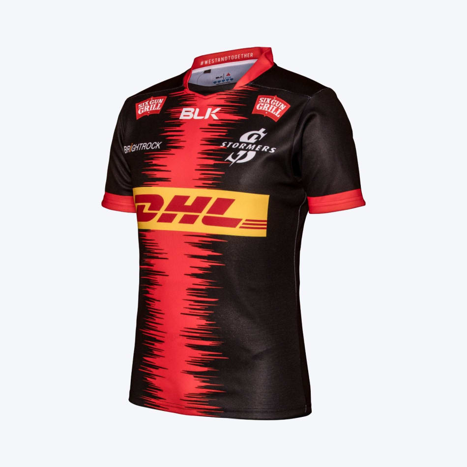 Stormers Men's Away 2021 Pro 16 Rugby Jersey, product, variation 6