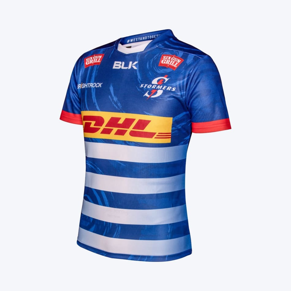 Stormers Junior Home 2021 Pro 16 Replica Jersey, product, variation 6