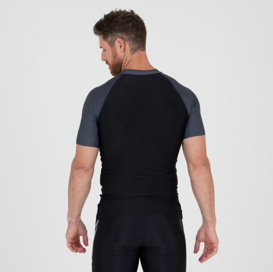 Second Skins Men's Iconic Short Sleeve Rasvest, product, variation 4