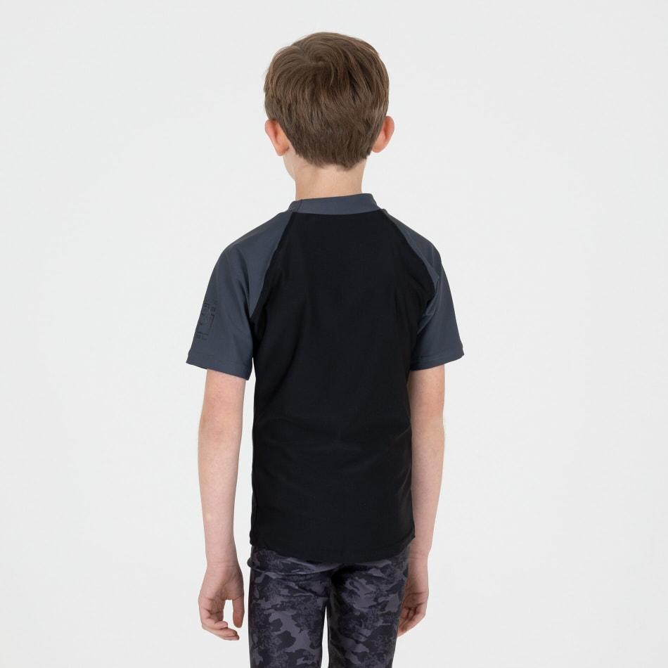 Second Skins Boys Iconic Short Sleeve Rasvest, product, variation 5
