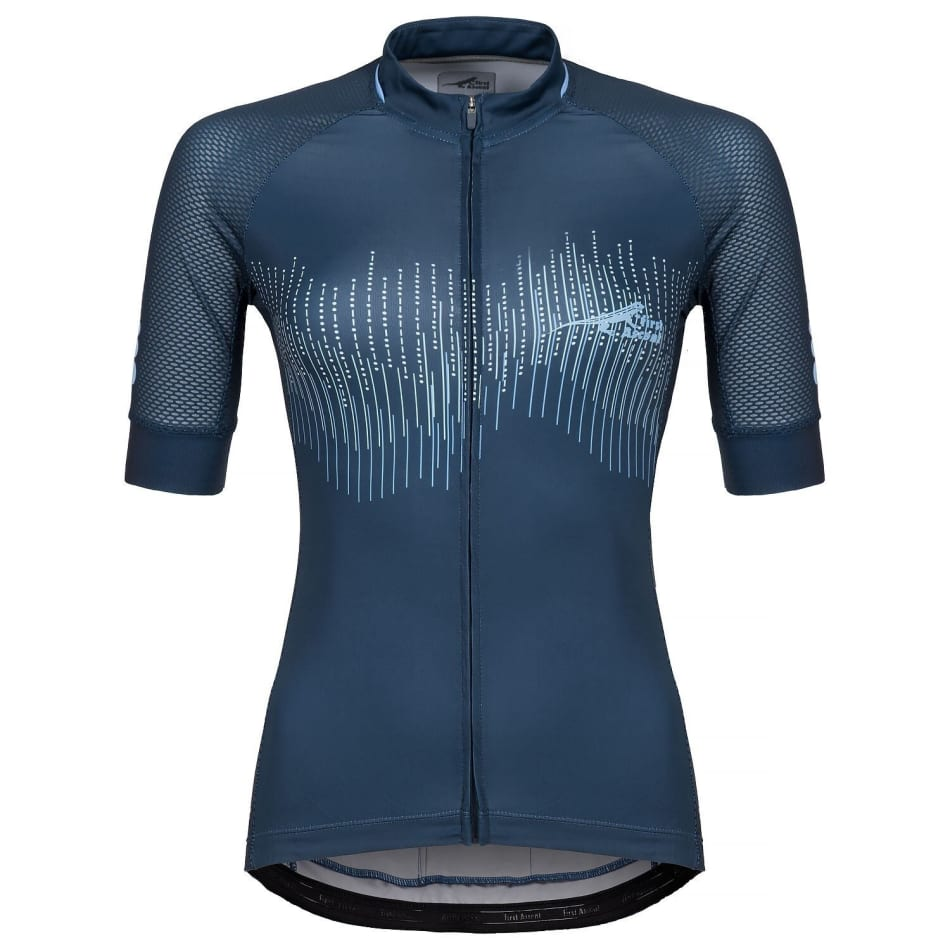 First Ascent Women's Strike Cycling Jersey, product, variation 1
