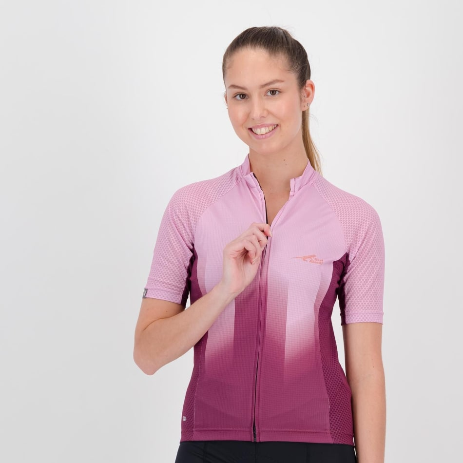 First Ascent Women's Cadence Cycling Jersey, product, variation 1
