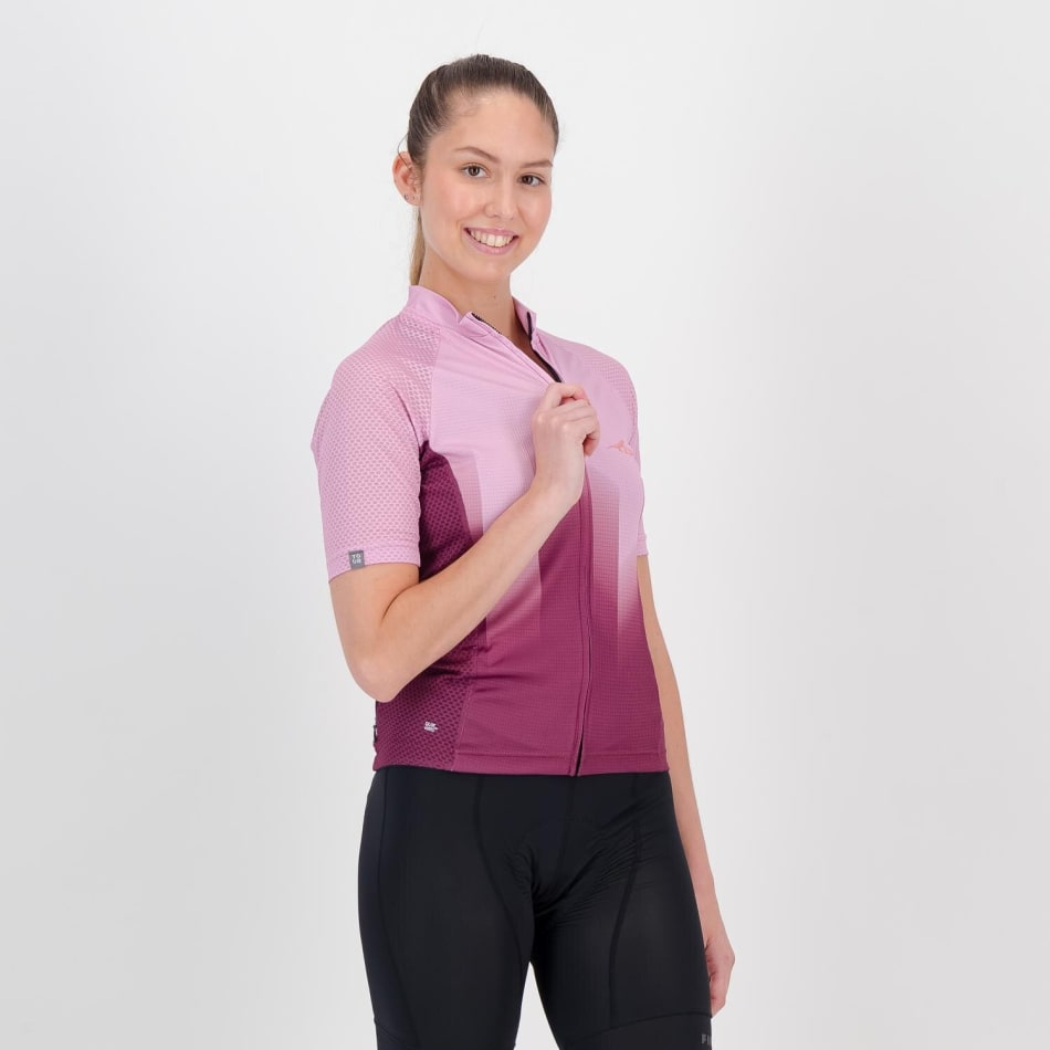 First Ascent Women's Cadence Cycling Jersey, product, variation 3
