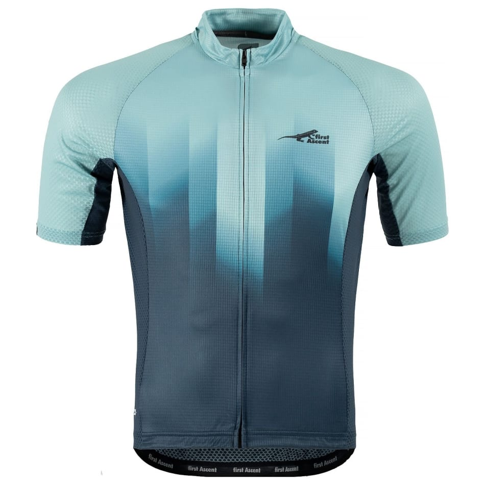 First Ascent Men's Cadence Cycling Jersey, product, variation 1