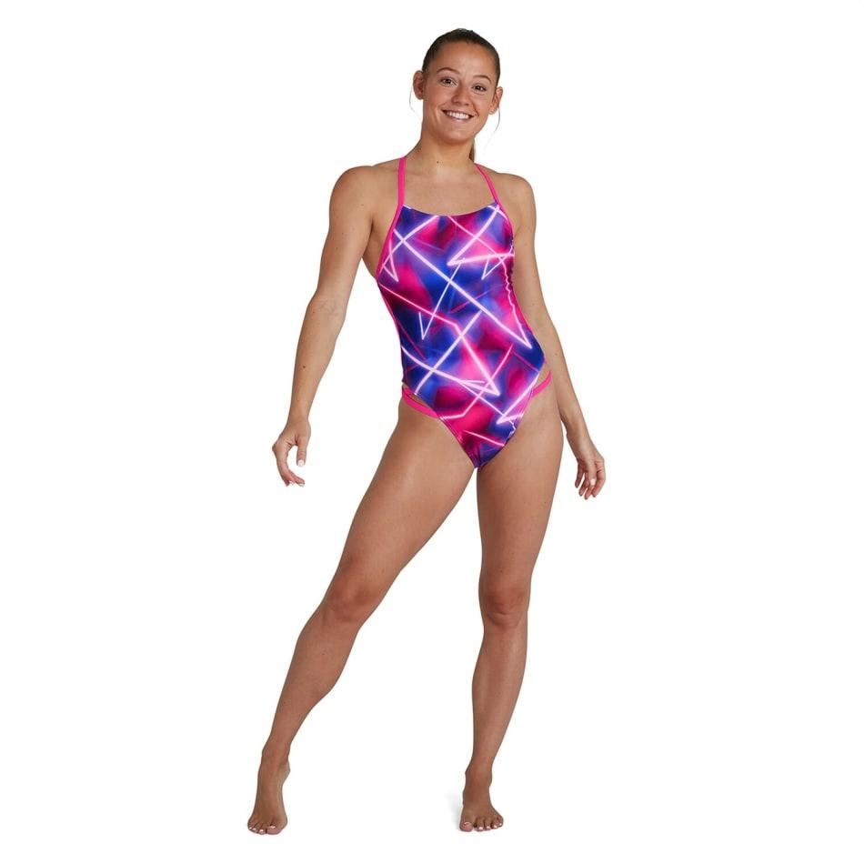 Speedo Women's Allover Freestyler 1 Piece, product, variation 2