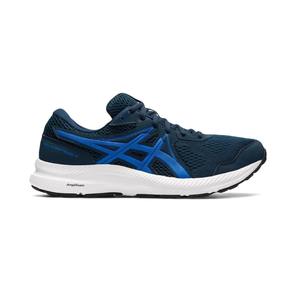 Asics Men's Gel-Contend 7 Road Running Shoes, product, variation 1