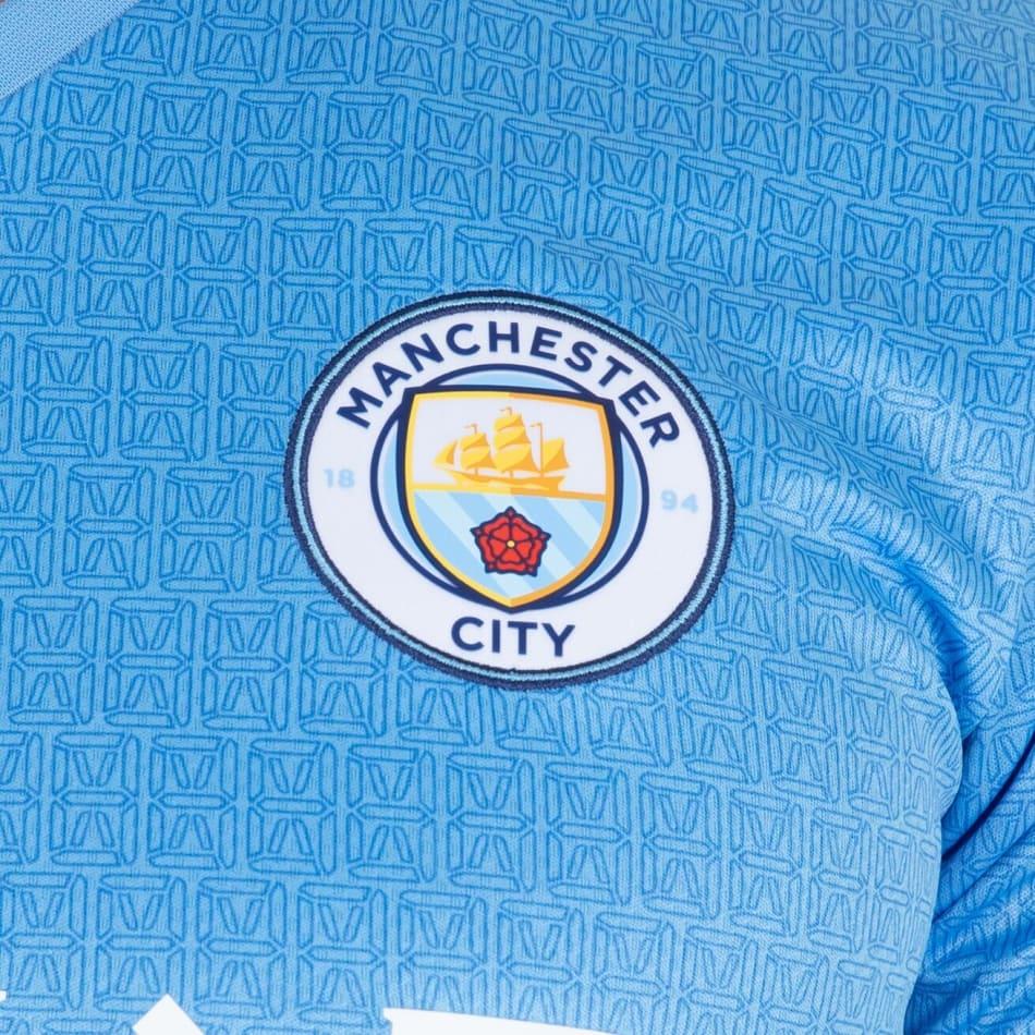 Man City Men's Home 21/22 Soccer Jersey, product, variation 7