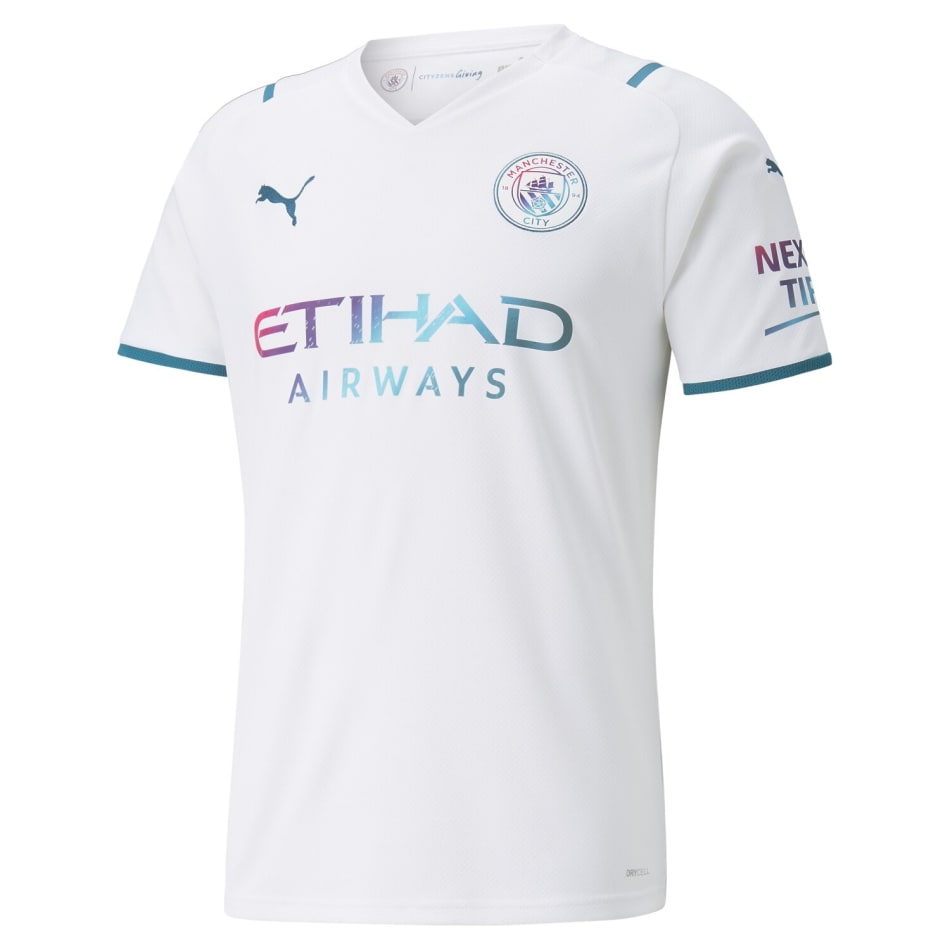 Man City Men's Away 21/22 Soccer Jersey, product, variation 1