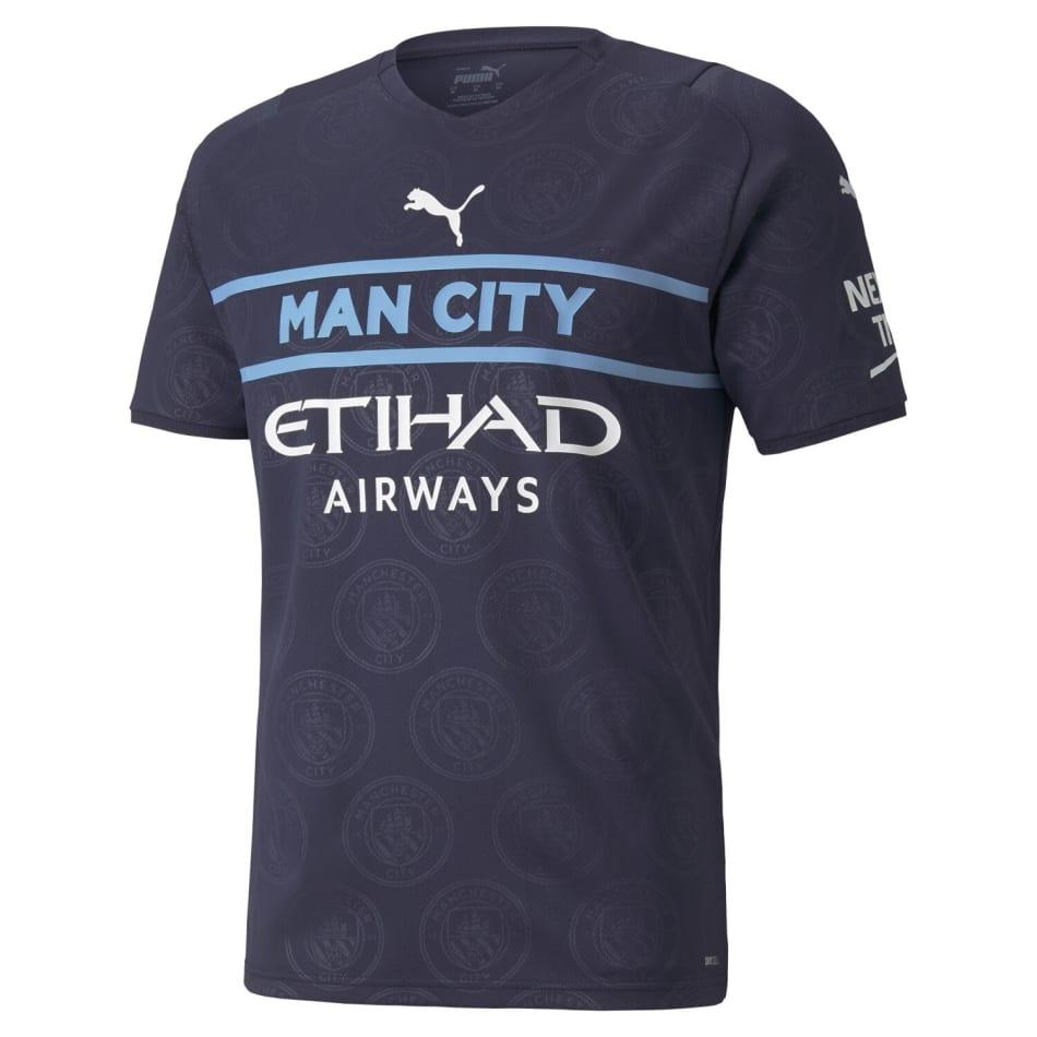 Man City Men's 3rd 21/22 Soccer Jersey, product, variation 2