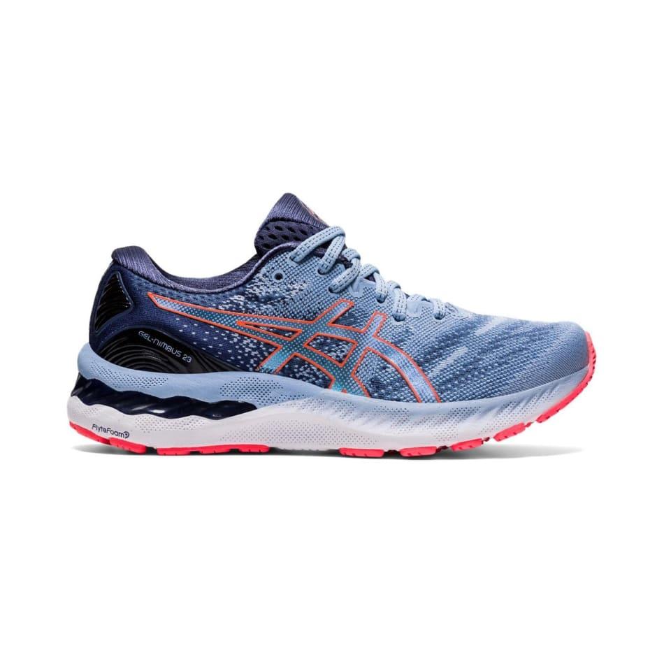 Asics Women's Gel-Nimbus 23 Road Running Shoes, product, variation 1