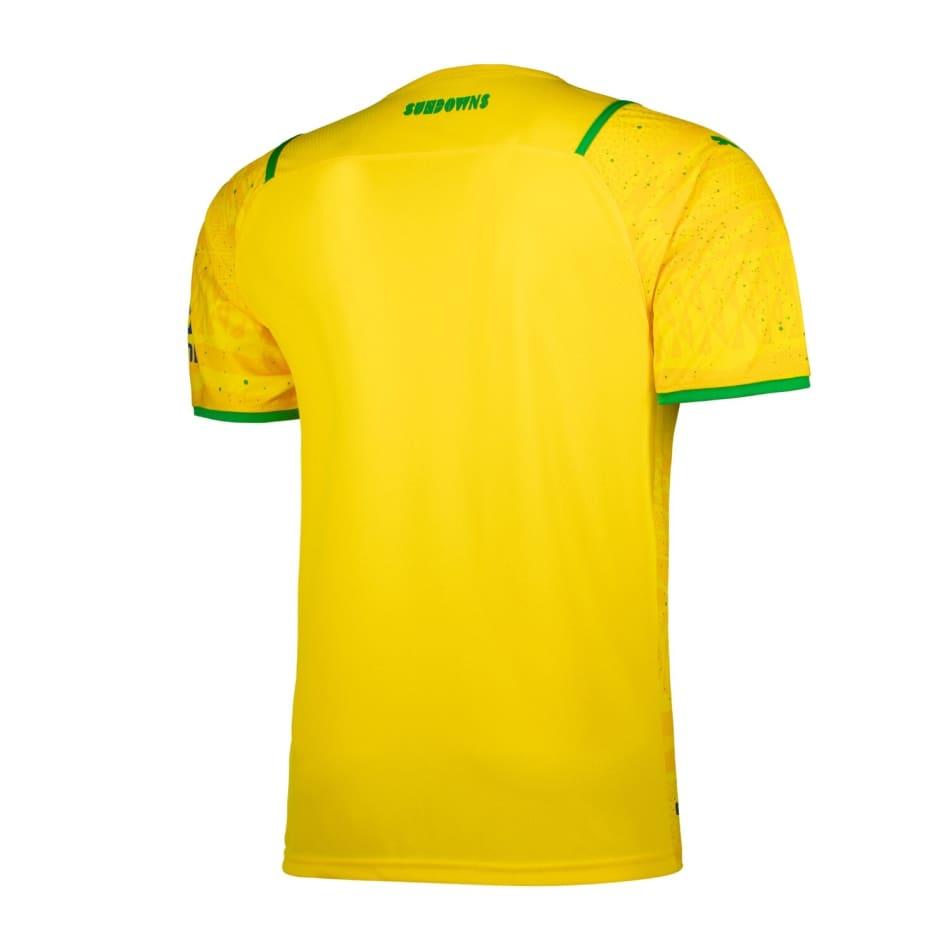 Mamelodi Sundowns Men's Home 21/22 Soccer Jersey, product, variation 2