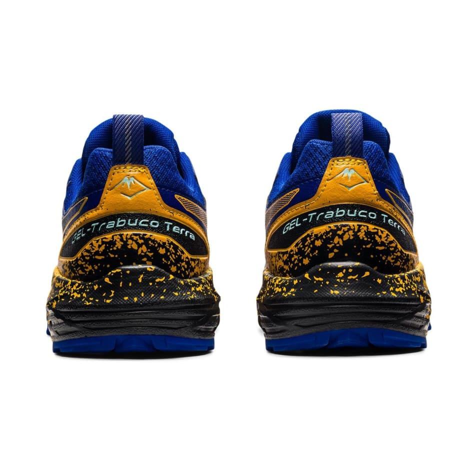 Asics Men's Gel -Trabuco TerraTrail Running Shoes, product, variation 5