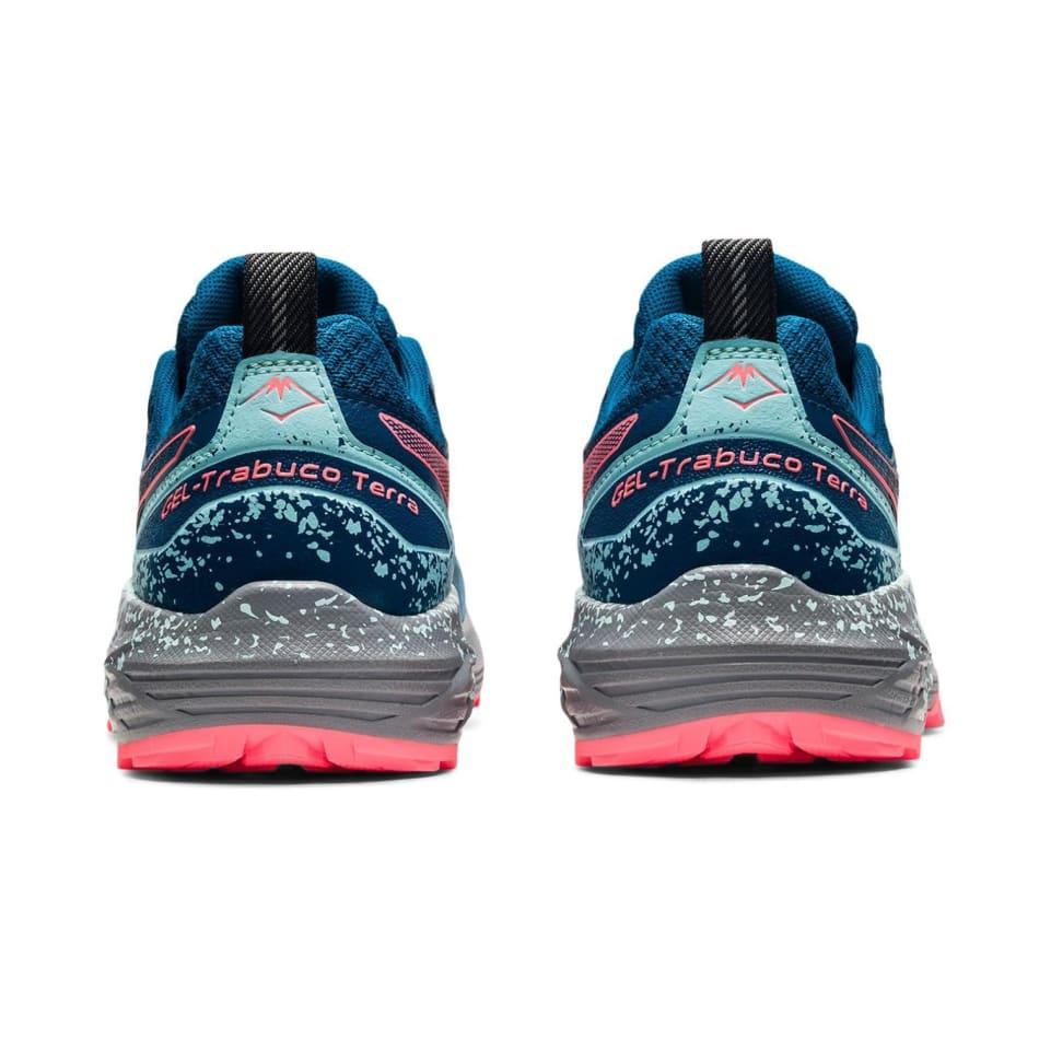 Asics Women's Gel-Trabuco Terra Trail Running Shoes, product, variation 4