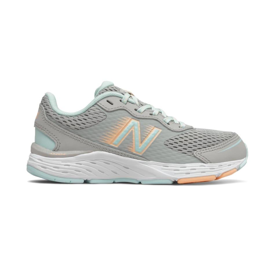 New Balance Junior 680 V6 Running Shoes, product, variation 1