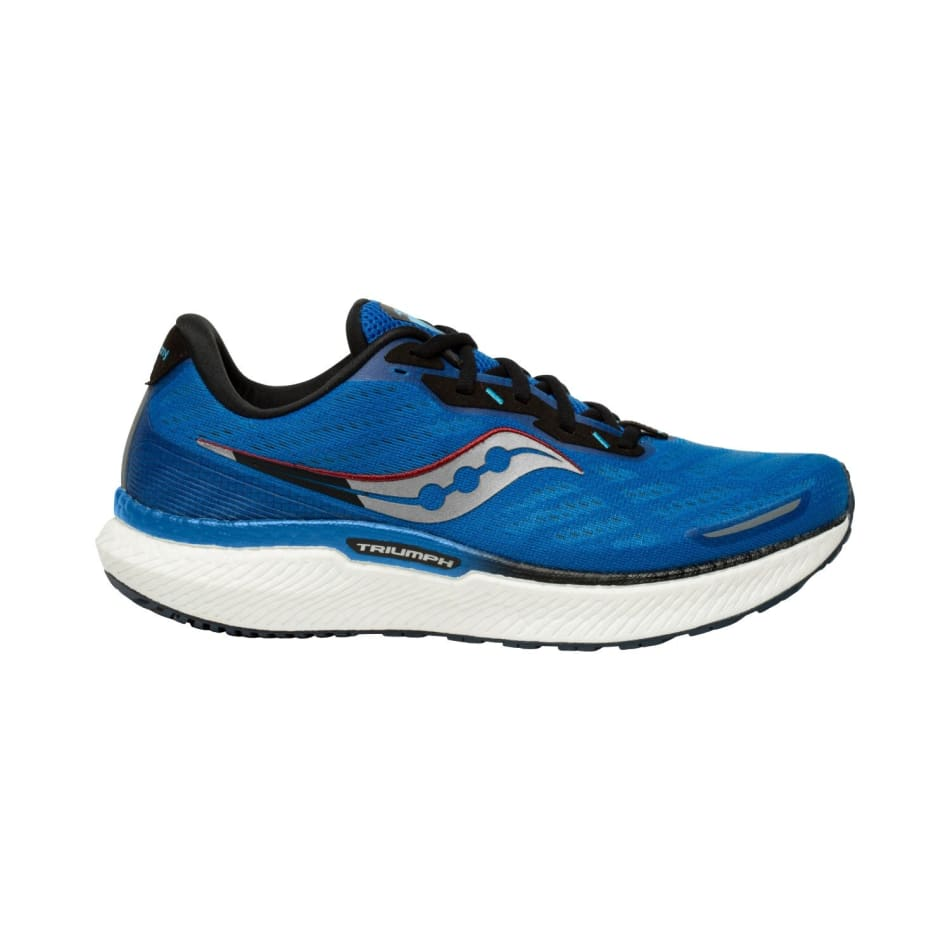 Saucony Men's Triumph 19 Road Running Shoes, product, variation 1