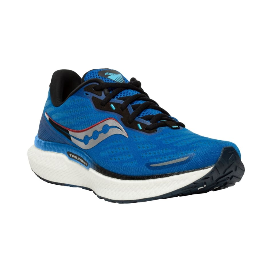 Saucony Men's Triumph 19 Road Running Shoes, product, variation 5