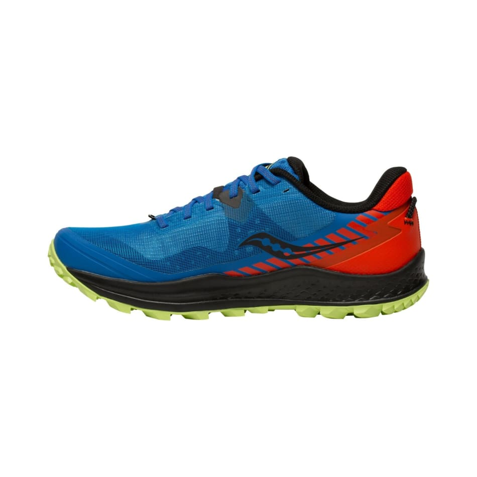 Saucony Men's Peregrine 11 Trail Running Shoes, product, variation 2