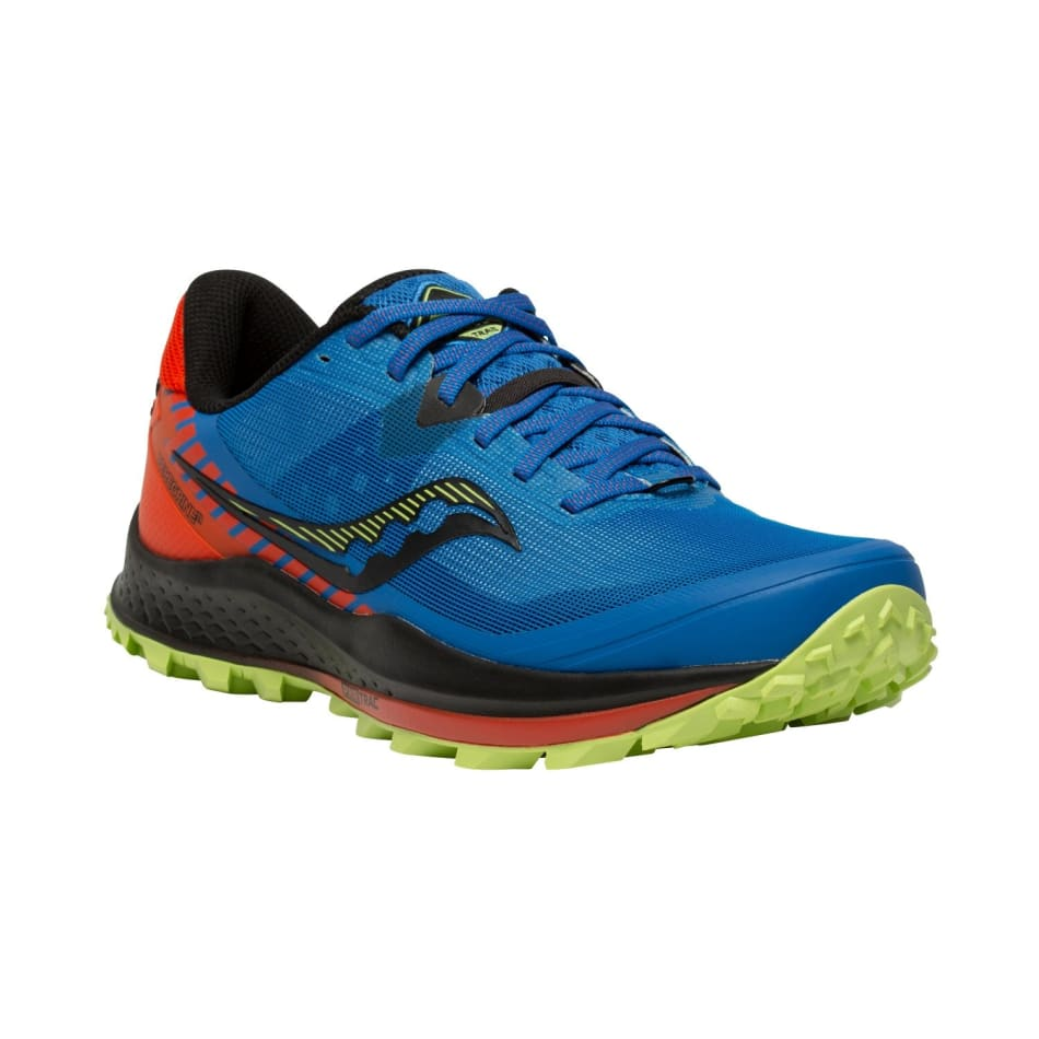 Saucony Men's Peregrine 11 Trail Running Shoes, product, variation 5