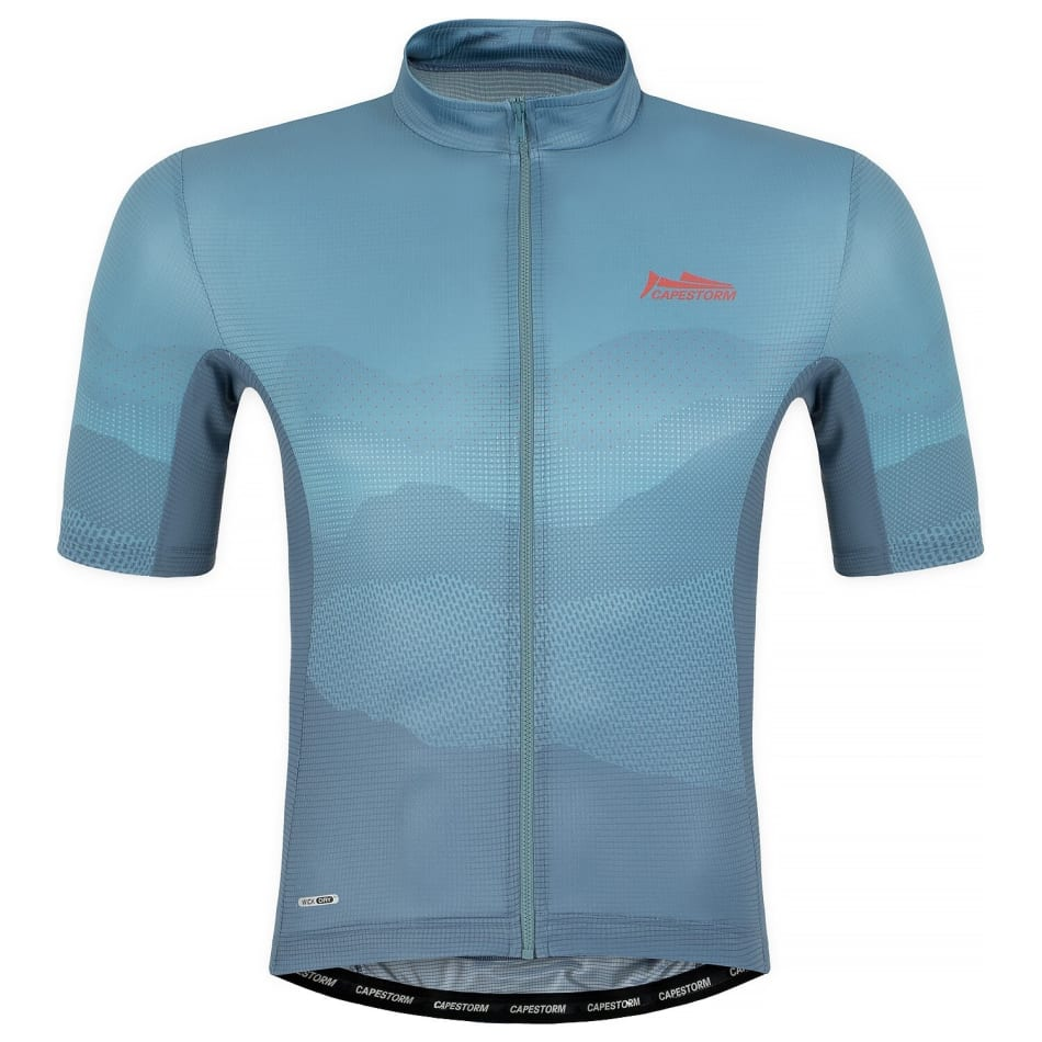 Capestorm Men's Mountain Trail Cycling Jersey, product, variation 1