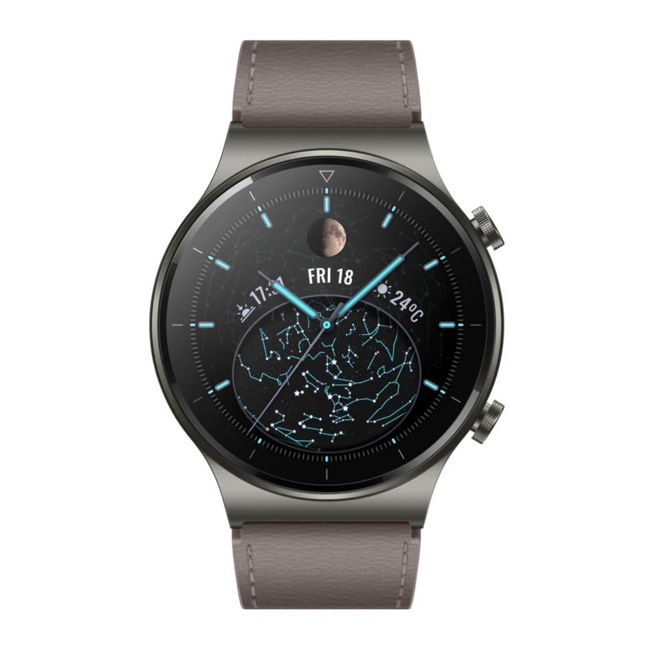 Huawei Watch GT 2 Pro 46mm Multisport GPS Watch, product, variation 1