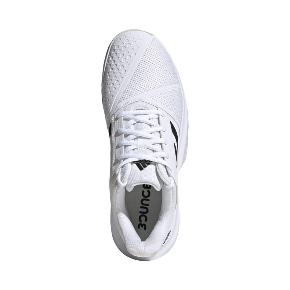 Adidas Men's CourtJam Bounce M Tennis Shoes, product, variation 3
