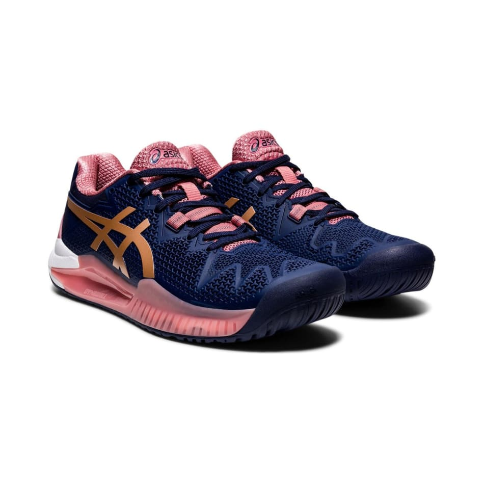 Asics Women's Gel-Resolution 8 Tennis Shoes, product, variation 6
