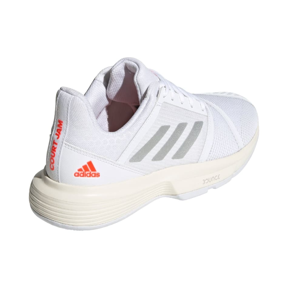 adidas Women's CourtJam Bounce Tennis Shoes, product, variation 5