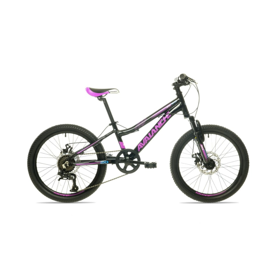 "Avalanche Girls Max Disc 20"" Mountain Bike, product, variation 1"