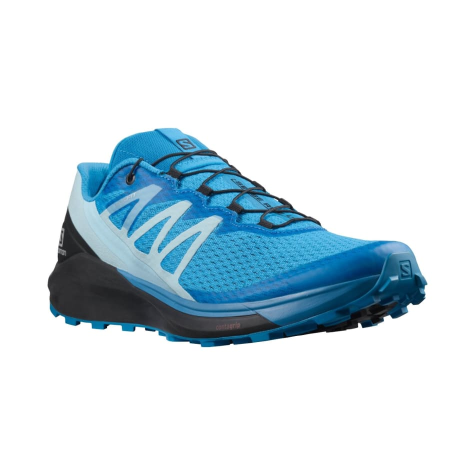 Salomon Men's Sense Ride 4 Trail Running Shoes, product, variation 6
