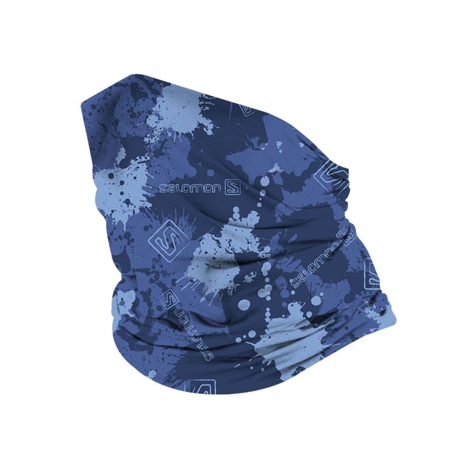 Salomon Neck Scarf Baja Blue, product, variation 1