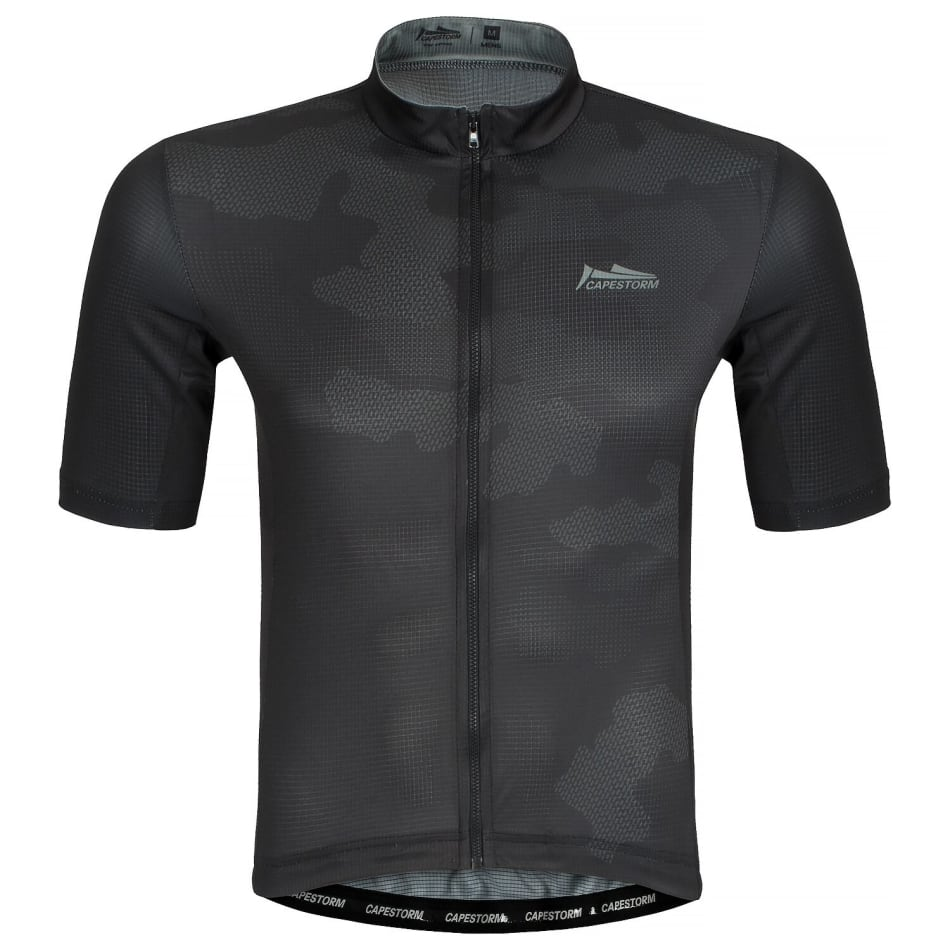 Capestorm Men's Gravel Crusher Cycling Jersey, product, variation 1