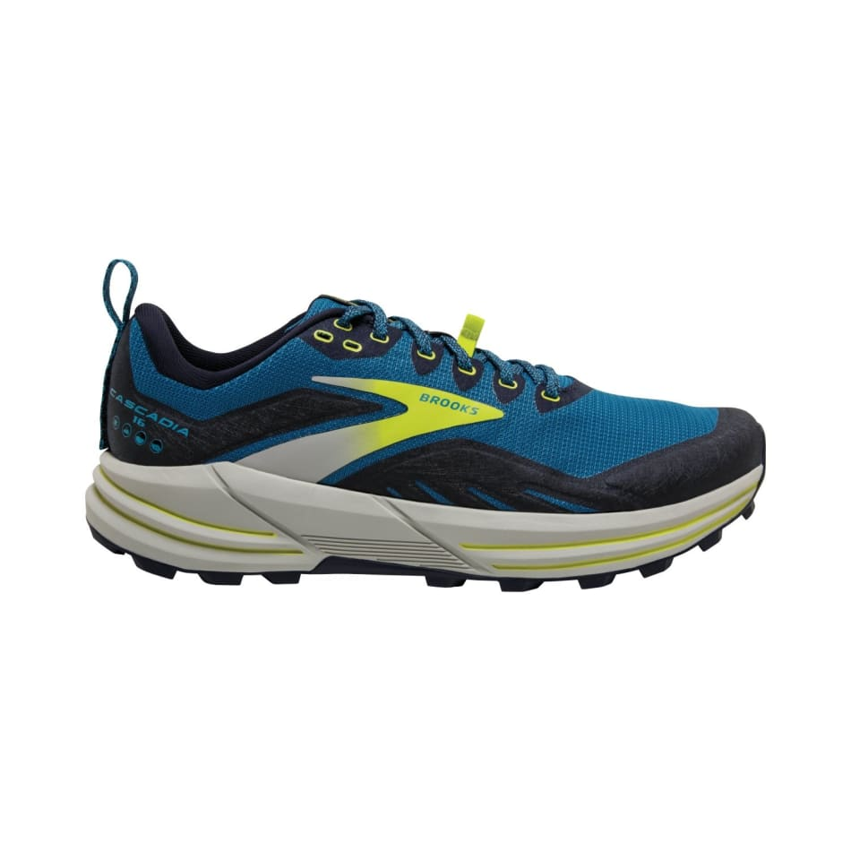 Brooks Men's Cascadia 16 Trail Running Shoes, product, variation 1
