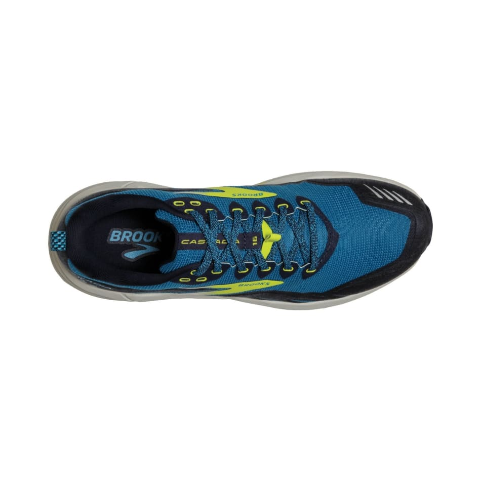 Brooks Men's Cascadia 16 Trail Running Shoes, product, variation 3