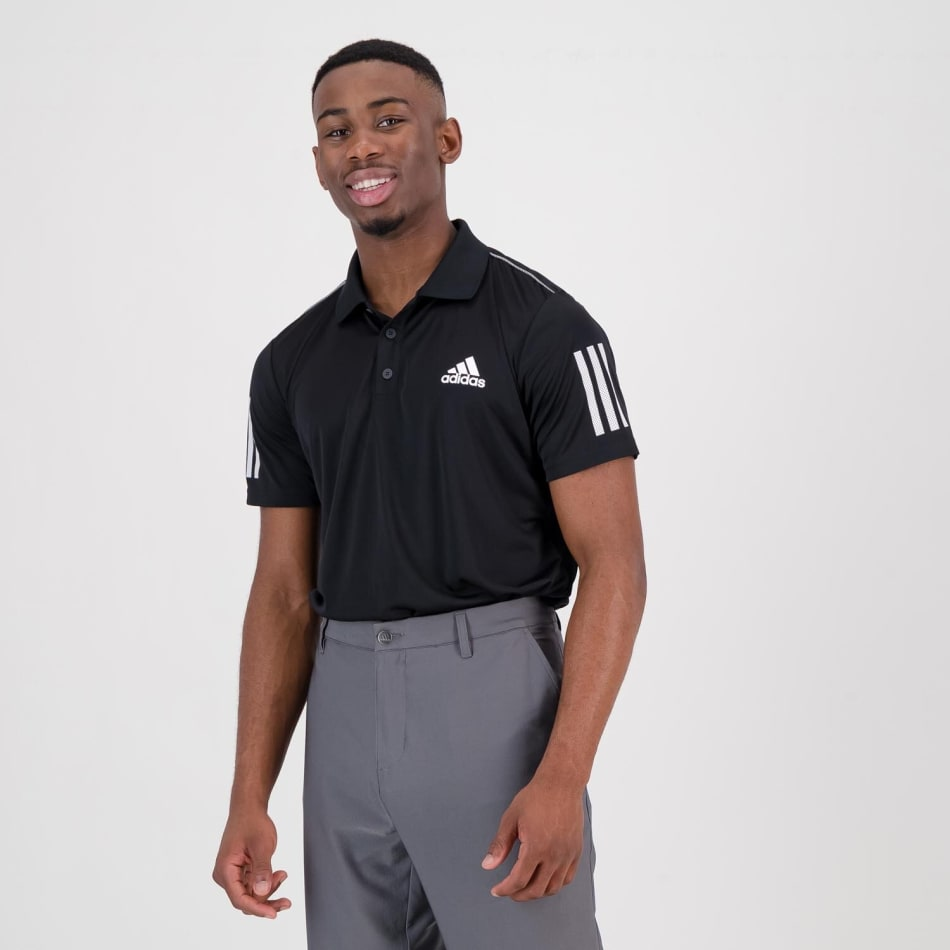 adidas Men's Club 3Stripe Polo, product, variation 4