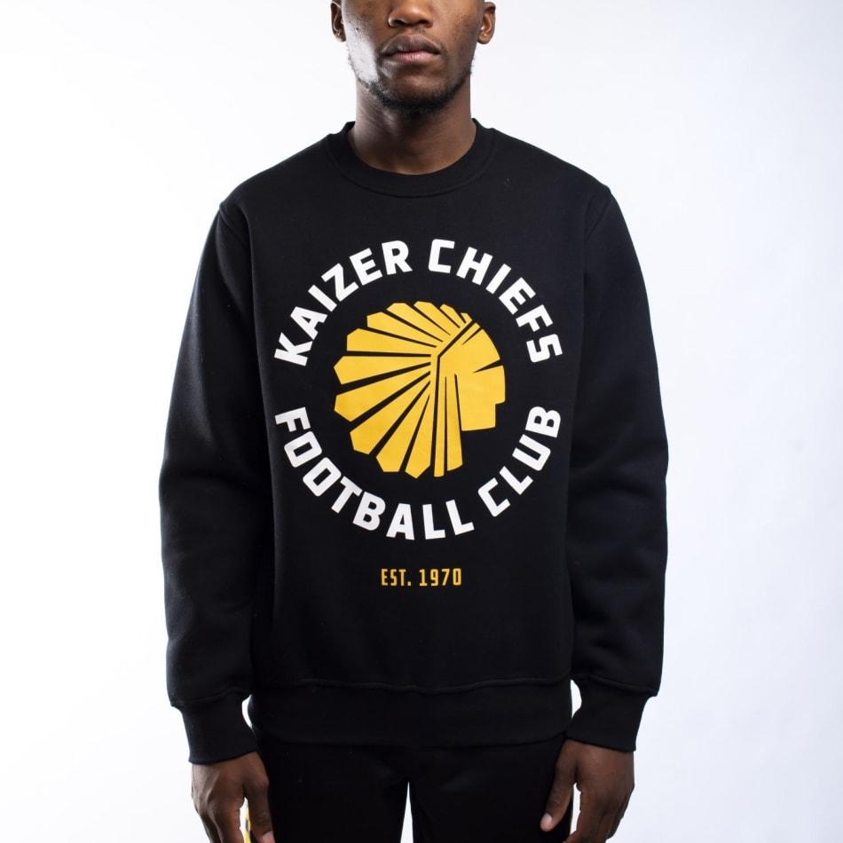 Kaizer Chiefs Crewneck Sweater, product, variation 1