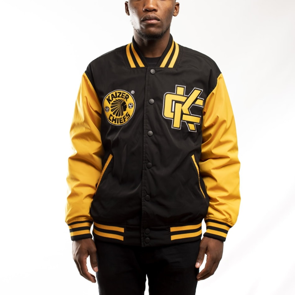 Kaizer Chiefs Varsity Jacket, product, variation 1