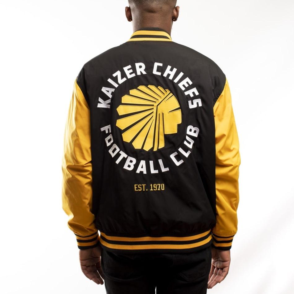 Kaizer Chiefs Varsity Jacket, product, variation 2